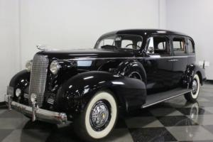 1937 Cadillac Fleetwood 75 Touring Imperial Photo