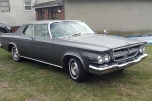 """1964 Chrysler 300 Series """"K"""""""