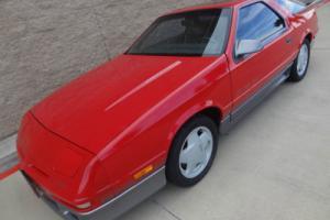 1989 Dodge Daytona