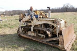 1952 International Harvester TD^ Dozer
