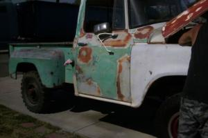 1957 International Harvester A120 4X4