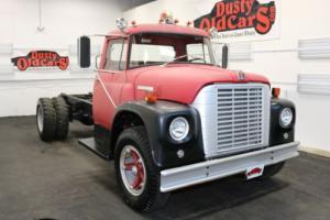 1972 International Harvester LoadStar B1700 Fire Truck 392V8 Runs Needs Minor Work