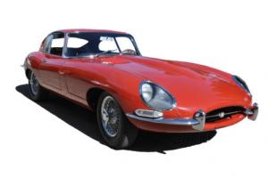 1962 Jaguar E-Type Photo