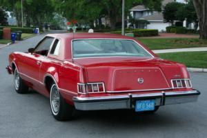 1978 Mercury Cougar XR7 - BUCKETS & CONSOLE - 29K MILES