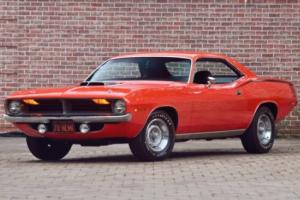 1970 Plymouth Other Cuda Photo