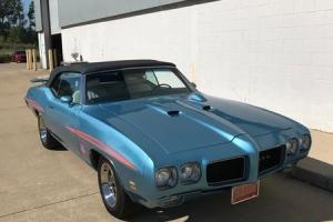 1971 Pontiac GTO Convertible Photo