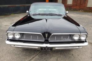 "1961 Pontiac VENTURA ""BUBBLETOP"""