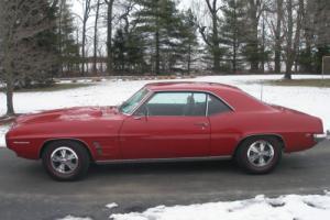 1969 Pontiac Firebird Firebird