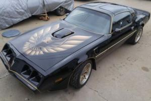 1980 Pontiac Trans Am Firebird