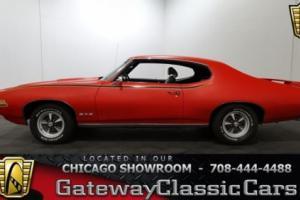 1969 Pontiac Le Mans GTO Judge Tribute