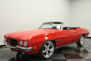 1971 Pontiac Le Mans Convertible Photo