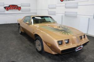 1978 Pontiac Trans Am Runs Drives Body Int VGood 301V8 3spd auto Photo