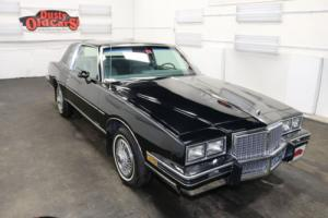 1985 Pontiac Grand Prix Runs Drives Body Inter Excel 305V8 3 spd auto
