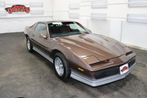 1984 Pontiac Trans Am Runs Drives Body Int Excel 305V8 4 spd auto