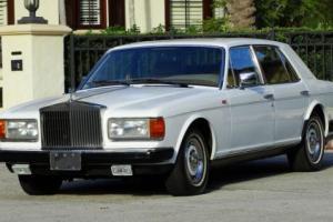 1981 Rolls-Royce Silver Spirit/Spur/Dawn SILVER SPIRIT