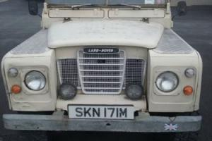 1973 Land Rover Discovery series 1,2,3