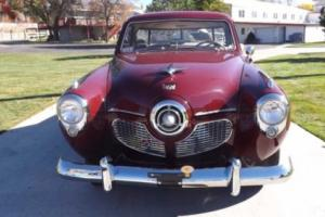 1951 Studebaker Starlite - Utah Showroom Photo