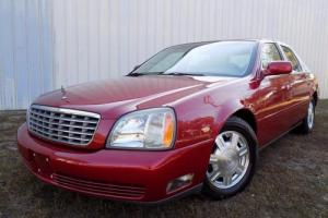 2004 Cadillac DeVille 54K Miles ONLY - 100% Florida!