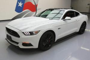2016 Ford Mustang GT PREMIUM 5.0 AUTO LEATHER NAV