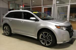 2014 Ford Edge Sport Awd Navigation / Pano Roof