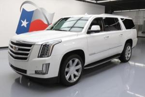 2016 Cadillac Escalade ESV LUXURY SUNROOF NAV 22'S