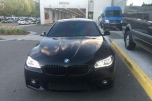 2015 BMW 5-Series 550i MSport Package