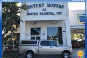 2006 Toyota Tundra SR5 DOUBLE CAB 1 OWNER LOW MILES SUNROOF WARRANTY