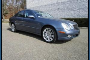 2007 Mercedes-Benz E-Class 3.5L Navigation Low Miles Clean Car Fax