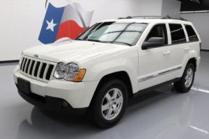2010 Jeep Grand Cherokee LAREDO ROOF RACK ALLOYS