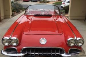 1960 Chevrolet Corvette 4 Speed
