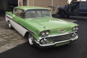 1958 Chevrolet Bel Air/150/210 Bel Air