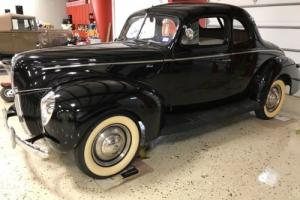 1940 Ford Other Coupe