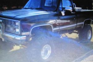 1984 Chevrolet C/K Pickup 1500