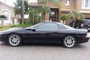 2002 Chevrolet Camaro SS Photo