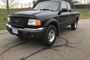 2001 Ford Ranger XLT Photo