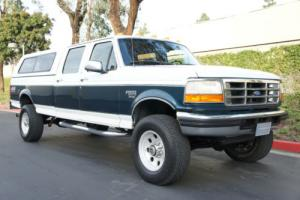 1997 Ford F-350 XLT PACKAGE