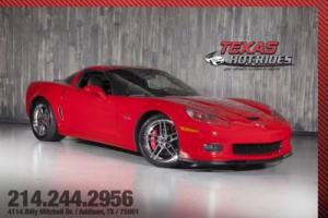 2008 Chevrolet Corvette Z06 2LZ With Upgrades