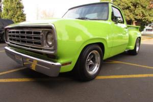 1974 Dodge Other Pickups Step Side