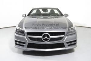 2014 Mercedes-Benz SLK-Class 2dr Roadster SLK250 Photo