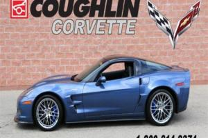 2011 Chevrolet Corvette 3ZR