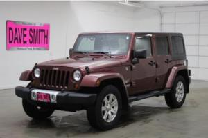 2012 Jeep Wrangler 4WD 4dr Sahara Photo