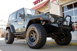 2009 Jeep Wrangler Rubicon Custom 4x4