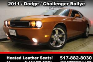 2011 Dodge Challenger Rallye 2dr Coupe Coupe 2-Door Automatic 5-Speed