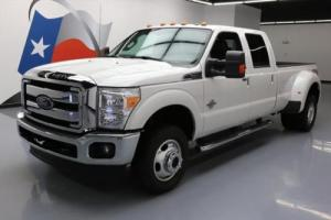 2016 Ford F-350 LARIAT CREW FX4 4X4 DIESEL DRW NAV Photo
