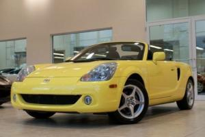 2003 Toyota MR2 Spyder --