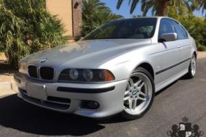 2003 BMW 5-Series 540i 4dr Sdn 6-Spd Manual