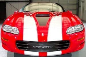 2002 Chevrolet Camaro SS SLP Manual 6 speed