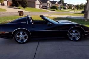 1984 Chevrolet Corvette CVT