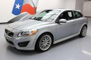 2011 Volvo C30 T5 R-DESIGN HTD LEATHER SUNROOF 18'S