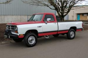1990 Dodge Other Pickups